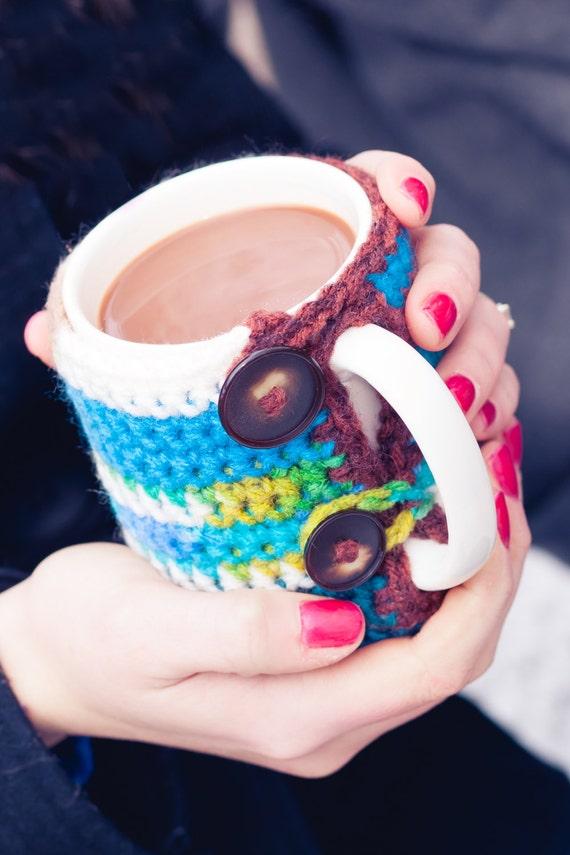 Grab Your Mug Crochet PDF Pattern - Instant Download