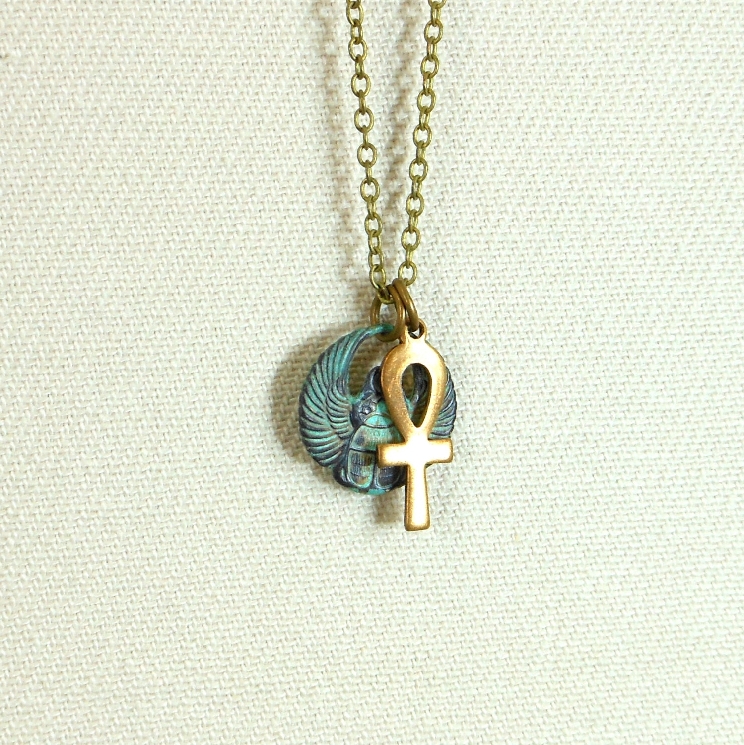 egyptian scarab necklace - photo #39