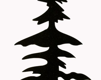 Great Tree of Peace decal