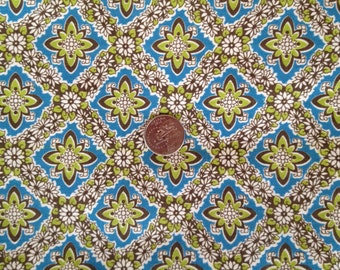 1/2  Yard 35 In Selveges Quilting Cotton