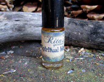 Rita's Spiritual Visions Hand Brewed Ritual Perfume Oil - Attract Vivid, Lucid Dreams and Spirits - Hoodoo, Pagan, Witchcraft
