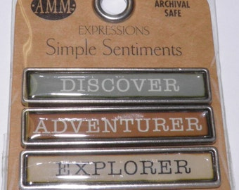 ON SALE  AMM Simple Sentiments