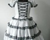 Sweet Lolita Dolly Dress White