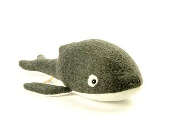 Plush Toy - Wilbur the Whale