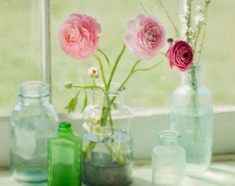 Spring Flora- bottles