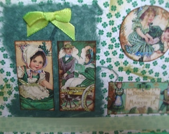 St. Patrick's Day Card 7