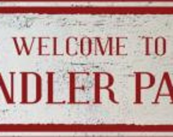 Welcome to Candler Park 6 x 17