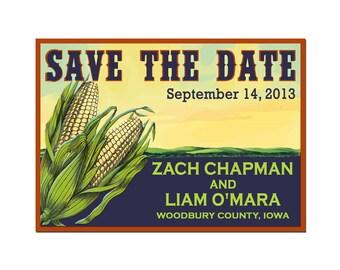 Iowa Corn Save the Date - SAMPLE