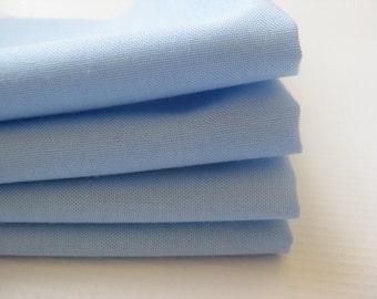 Cloth Napkins - Sky - 100% Cotton