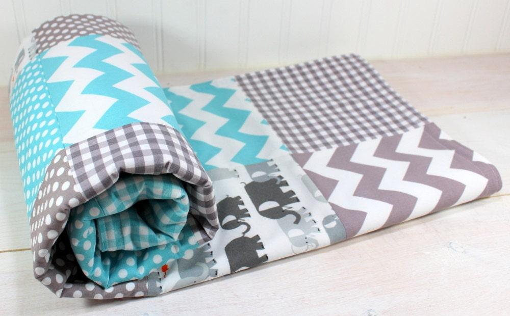 baby blanket unisex patchwork baby blanket gender neutral. Black Bedroom Furniture Sets. Home Design Ideas