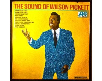 Glittered WIlson Pickett Album