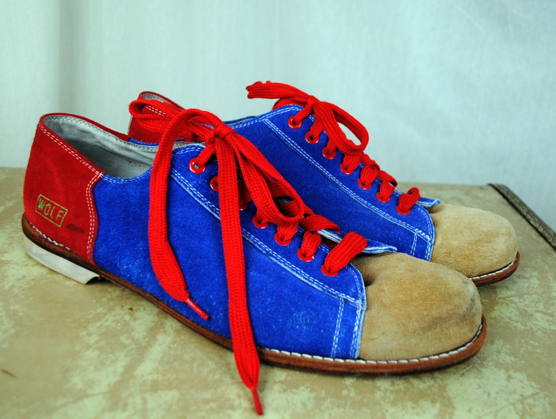 vintage bowling shoes s size 11