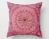 Connected in Love Pillow Cover 16x16, 18x18 or 20x20