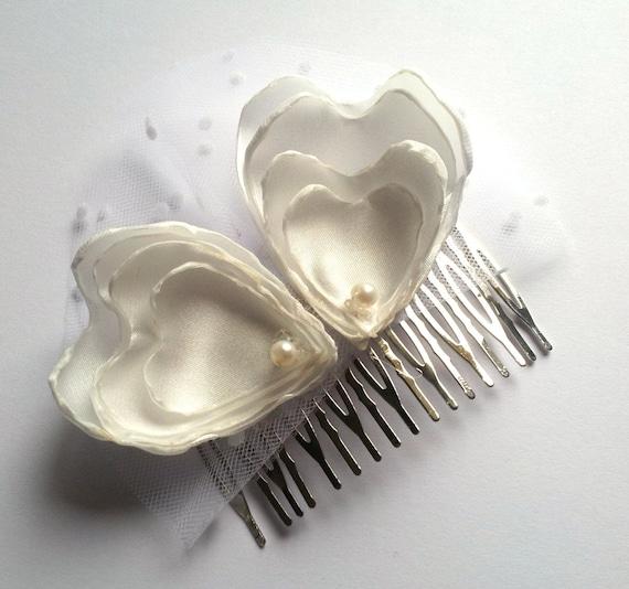 pure love wedding comb