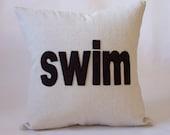Swimming Pillow