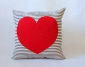 Heart Felt Pillow