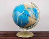 "Vintage Rand McNally 12"" International Globe"