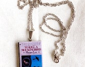 To Kill a Mockingbird Pendant -Book Locket
