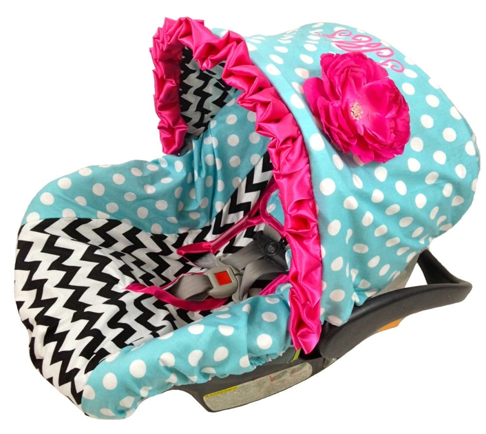 Infant Car Seat Cover Baby Car Seat Cover Custom Listing For