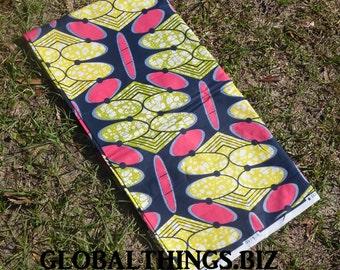 African Wax Cotton Print Fabric - West African Fabric - Ankara Fabric - Chlada Fakya