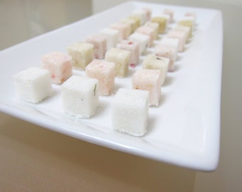 Sugar Cubes Gift Set - Rainbow Collection Infused Sugars