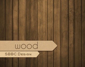 Shop Banner Starter Pack Wood Minimal