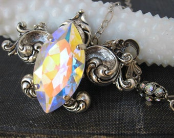 Crystal Necklace - N49