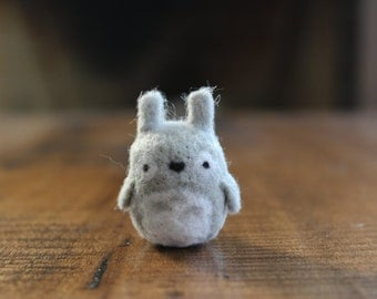 Needlefelted My Neighbor Totoro