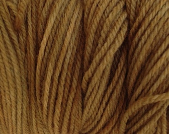 Olive Works DK Sport Weight Hand Dyed Merino Wool Yarn