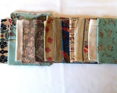French General and Traditional Scrappy Fabric Bundle