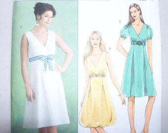 Butterick 5024 Misses Dress sizes 14 16 18 20