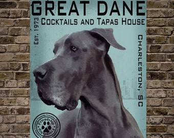 Great Dane Cocktails and Tapas House