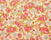 Rose garden -Ivory pink by Atsuko Matsuyama - Printed in Japan