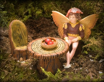 Fairy Garden table and chairs
