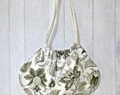 Casual Rope Handle Shoulder Bag