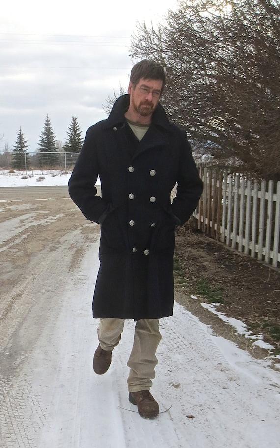 Pea Coat Length Coat Nj