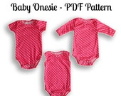 Onesie Pattern for baby