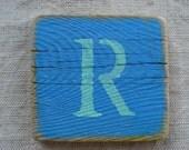 Wood Letters, Alphabet Wall Letter, Nursery Wall Art