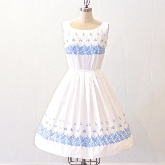 Vintage 1960s Sundress from Daisy & Stella