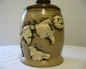 Lidded Extinction Jar