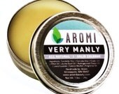 Very Manly Solid Cologne. Manly Cologne. Man Gift. Stocking Stuffer.