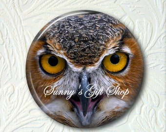 Pocket Mirror Owl Eyes Buy 3 Get 1 Free 155-S