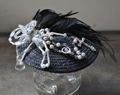 Sale Use PromoCode for Discount Rosary for Death Fascinator