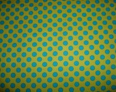 Carib Ta dots fabric by Michael Miller 1 yard