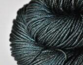 Broken Nori sheets - Silk/Merino DK Yarn superwash