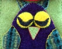 Sleeping Owl mini Ipad cover
