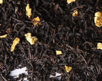 1 oz Lemon black loose tea