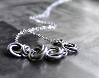 Jewelry, Statement Necklace Sterling Silver Necklace, Sterling Silver Statement Necklace, Accessories,
