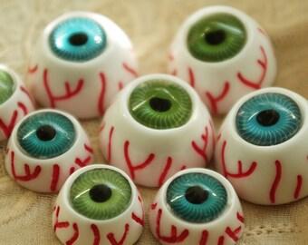 4 pcs of big eyes
