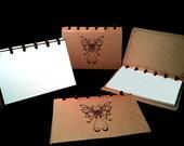 Custom Order 4x6 Disc Bound Notebook